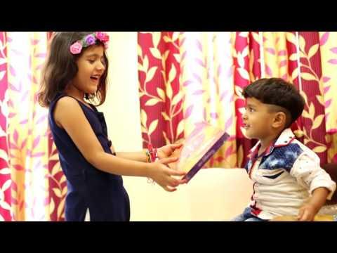 Xxx Mp4 Cute Brother Sister Love RAKSHA BANDHAN 3gp Sex