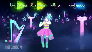 Selena Gomez and The Scene - Love You Like A Love Song | Just Dance 4 | Gameplay