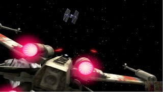 Star Wars Classic Games X-wing Alliance (1999)  Intro Battle In Full 1080p