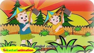 MENANAM JAGUNG dan lagu lainnya | Lagu Anak Indonesia | Kastari Animation Official