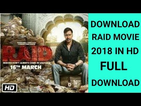 How To  Download Raid Movie 720P HD | In Hindi | Dual Audio Hindi | 2018 | by Technical Tauseefji