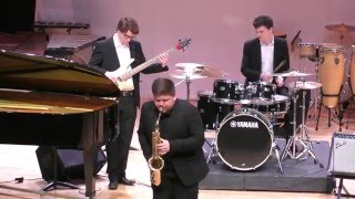 Jazz Matters Ensemble - National Festival of Music for Youth 2016