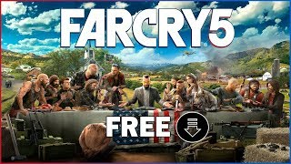 Far Cry 5 Free Download PC