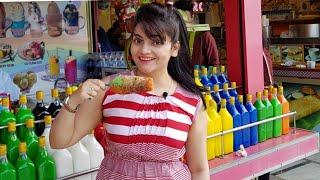 Mumbai Street Food   Chowpatty