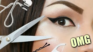 EYELINER HACKS that will change your Life !!!