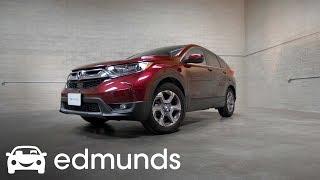 2017 Honda CR-V Review   Edmunds Meet the Car