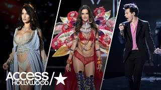 2017 Victoria's Secret Fashion Show Roundup: From Bella Hadid To Harry Styles | Access Hollywood
