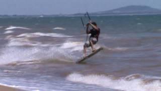 Kite - Surf à Serignan Plage