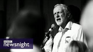 Jeremy Corbyn: A profile by Stephen Bush - BBC Newsnight