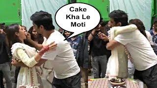 Kedarnath Wrap Up Party - Sara Ali Khan, Sushant Singh Rajput
