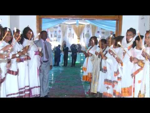Best Ethiopian Wedding 2015