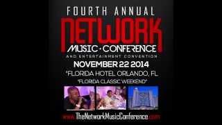 4th Annual Network Music Conference Nov 22nd 2014 in Orlando Fl w/ @DjDrama and More