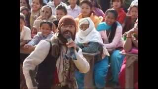 Dublicate magne buda 'Dinesh kafle' performance