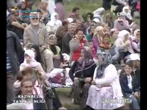 15 07 2012 Kazıkbeli Yayla Şenliği Kürtün Gümüşhane Part 1