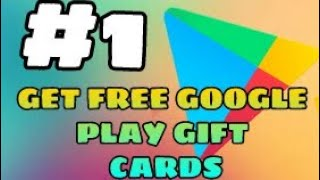 How to get free redeem code for play store