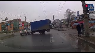 Russian Dash Cam - Car Crash Compilation