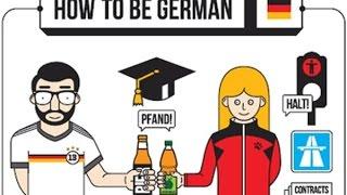 Culture Awareness | Make Me a German - BBC Documentary