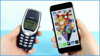 Le Nokia 3310 est meilleur que l'iPhone !