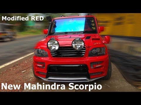Xxx Mp4 New Mahindra Scorpio Modified New Generation 2018 Mahindra Scorpio Modified CAR CARE TIPS 3gp Sex