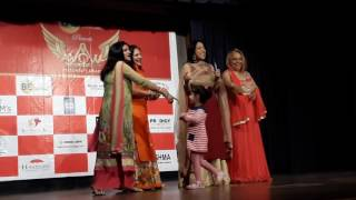 Payal Jain's Speech on Wow Award