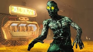 Call of Duty Black Ops 2 Zombies TOWN Gameplay + BONUS