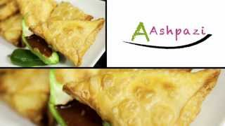 Samosa Sambusa or Sambooseh Recipe