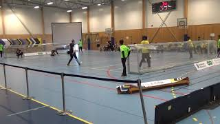 2018 Goalball World Championships Brazil v Germany 1st Half