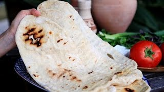 Lavash Bread Լավաշ Армянский лаваш Armenian Bread Lavash - Heghineh Cooking Show