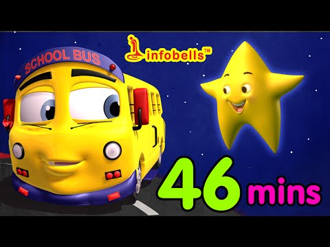 Xxx Mp4 Top 25 Nursery Rhymes Wheels On The Bus And More Kids Songs 3gp Sex