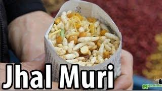 Jhal Muri - Kolkata's Favorite Snack