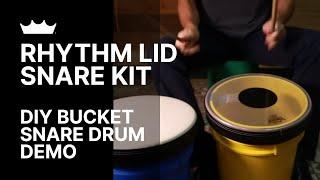 Remo + Rhythm Lid: Snare Kit
