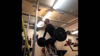 Hang squat snatch teknik
