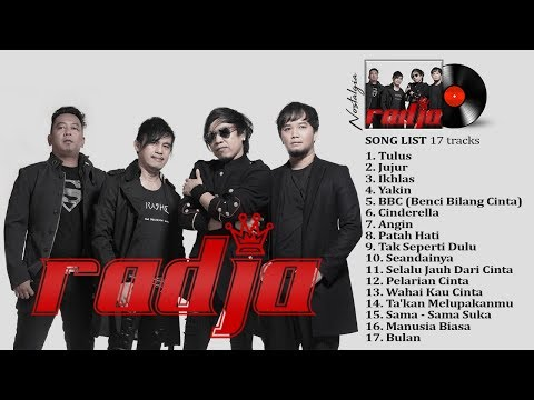 Xxx Mp4 RADJA Full Album 17 Lagu Hits Terbaik Tahun 2000an Full Lirik 3gp Sex