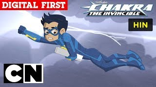 Stan Lee's Chakra - The Invincible | Lightning Fast Pizza Delivery | Hindi | Cartoon Network