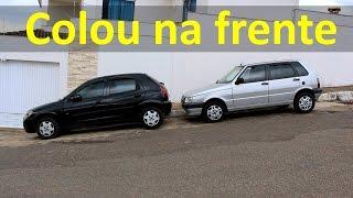 DESCIDA - O carro colou na frente do meu. O que fazer? #SairNoMorro