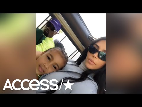 Xxx Mp4 Kim Kardashian Is Having The Best Time Ever On Safari With North West Access 3gp Sex
