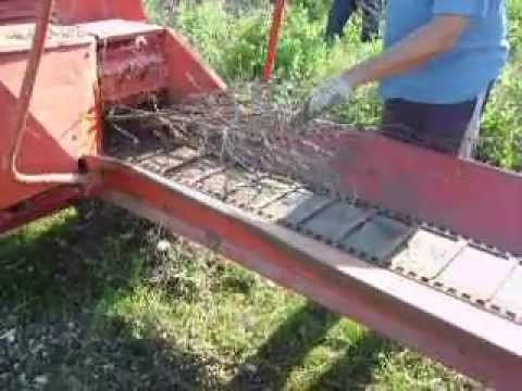 TARUP sječka za slamu sijeno i grane do 50mm