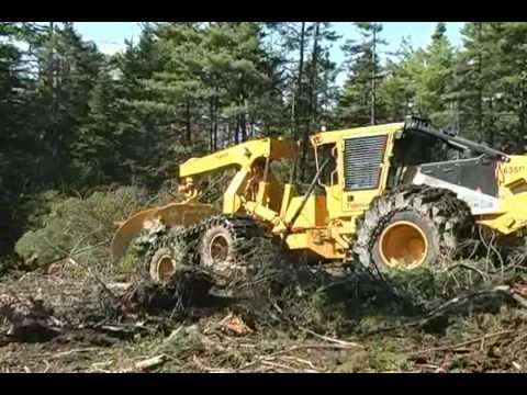 Tigercat 2009 Product video Part2
