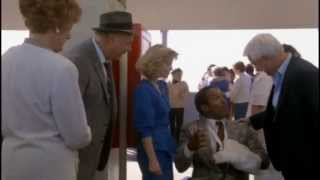 The Naked Gun: From the Files of Police Squad!: The end.