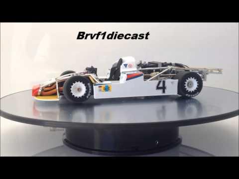 1/18 True Scale  Porsche 936 Le Mans Winner Jack Ickxx 1977