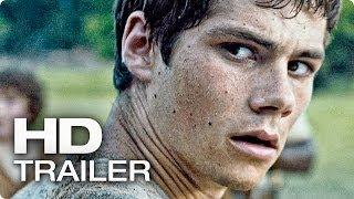 MAZE RUNNER Offizieller Trailer Deutsch German | 2014 Dylan O'Brien [HD]