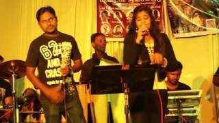 kooda mele  song by srinisha thaya   FRIEND'S MUSIC BAND