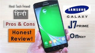 [Hindi - हिन्दी] Samsung Galaxy J7 Prime (On Nxt) Honest Full Review with Pros and Cons