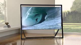 Samsung Smart TV Commercial 4K Ultra HD   Shhh HD