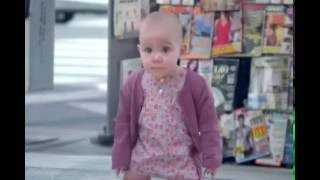 Baby&Me, New Funny Evian Advert Commercial