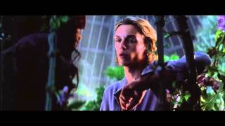 The Mortal Instruments : City of Bones - Greenhouse scene (Kiss Jace and Clary)