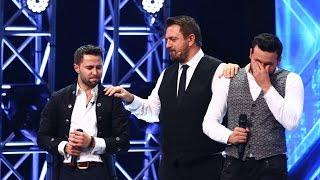 Horia Brenciu: Merg mai departe cu Marcel Roşca. Cezar Dometi, eliminat de la X Factor!
