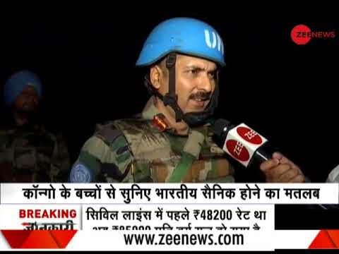 Xxx Mp4 Special Report Indian Army S UN Peacekeepers In Congo S Conflict Zone 3gp Sex