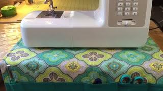 Simple Sewing Machine Pad