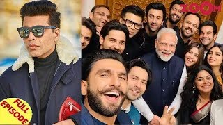 Karan Johar unsure about backing Sooryavanshi? | Bollywood stars meet PM Modi & more